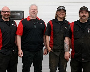 Your 43 AutoWorks Team